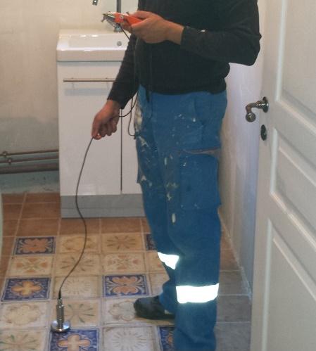 electro acoustique recherche fuit d eau